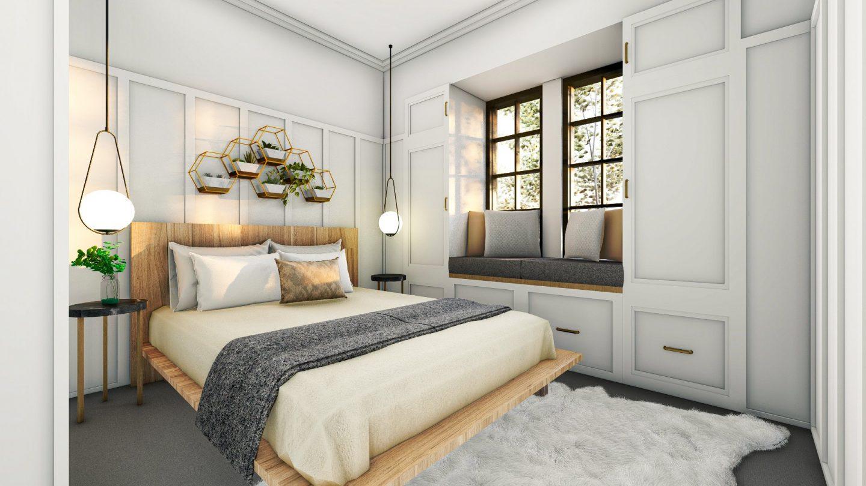 2F Bedroom 1